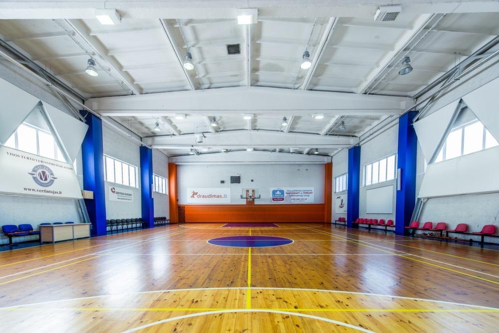 Krepšinio salė