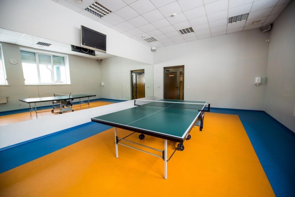 Stalo teniso salė
